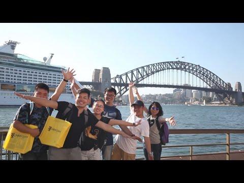 Sydney Basics Tour - UNSW Global