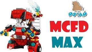 Лего Миксели Мультик! Lego Mixels Series 8 MCFD MAX Пожаринк МАКС! Лего Мультики
