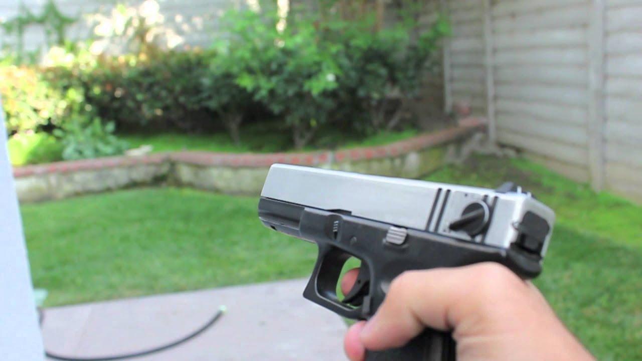 Airsoft KWA Glock 18c (full auto)