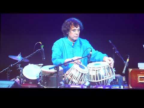 Zakir Hussein & Hariharan Performing 4