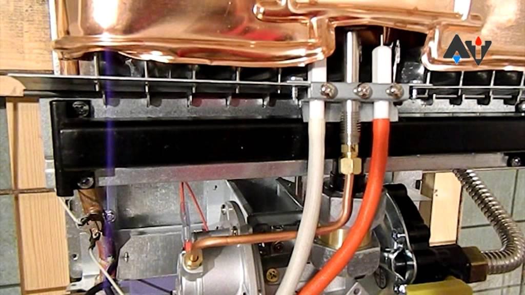 Замена теплообменника в газовой колонке нева теплообменник расход таблица