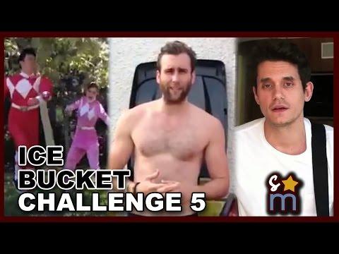 200+ Celebs ALS Ice Bucket Challenge #5 - Karen Gillan, Glee, Matthew Lewis, Star Wars, Dolly Parton