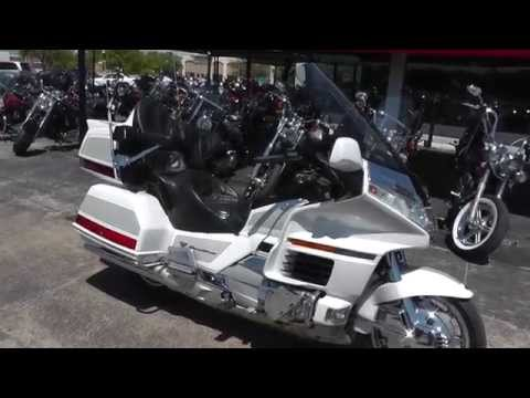 100510 – 1999 Honda Goldwing GL1500 – Used Motorcycle For Sale
