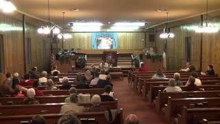 Bethel Baptist Tabernacle   Cleveland, TN   Evening Service   11 25 2012