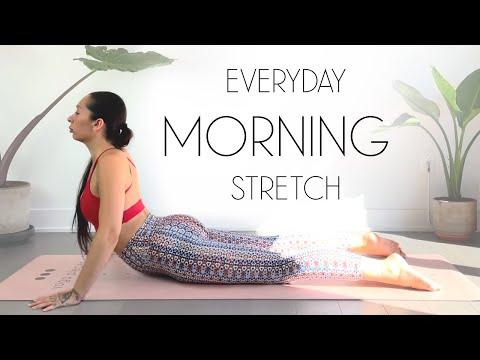 Everyday Morning Yoga to FEEL INCREDIBLE!