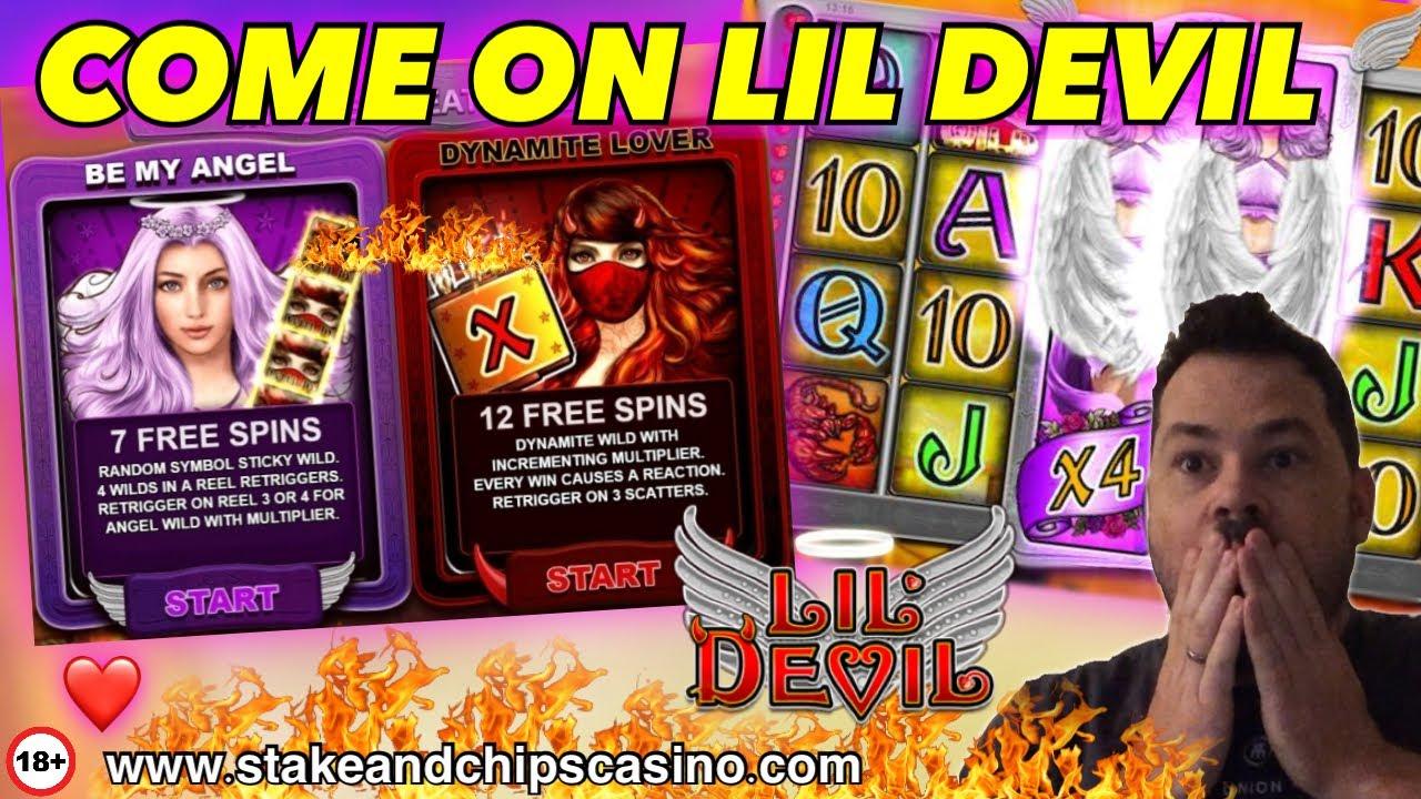 ONLINE SLOTS! Bonus Compilation feat Lil Devil, Donuts, Wild Frames & More