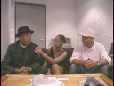 Russell Simmons & Rev Run