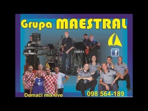 GRUPA MAESTRAL-domaći mix