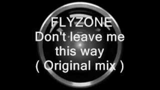 FLYZONE Don