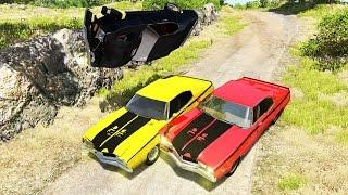 CUSTOM NEILOGICAL DRIFT CAR! - BeamNG Drive 1970 Bruckell Alauda
