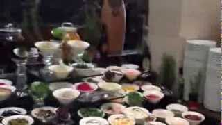 lunch buffet in jumeirah messilah&spa kuwait 2013