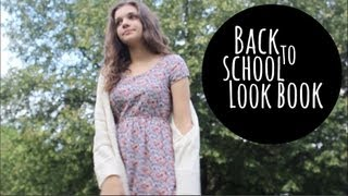 Back to School Look Book 2013 Thumbnail
