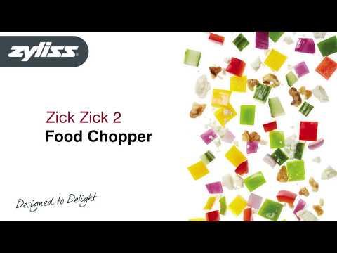 Zyliss Zick Zick Food Chopper