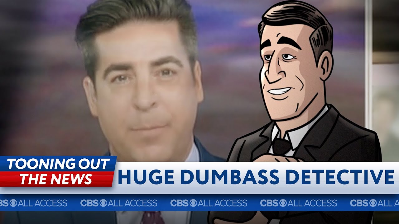 Download Jesse Watters's gut feeling earns visit from Huge Dumbass Detective