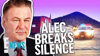 Alec Baldwin Breaks Silence After Deadly On-Set Shooting | E! News