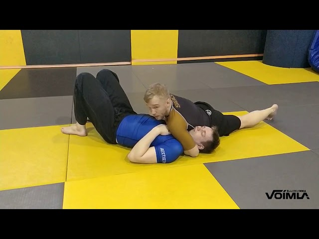 BJJ tutorial Science of Strangles: North South choke (bonus clip no 1)
