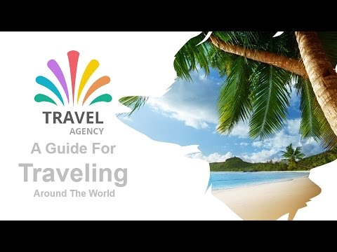 Travel And Tourism Powerpoint Presentation Template Slidesalad