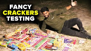BIGGEST Night Fancy Crackers TESTING in CHENNAI !! சிவகாசி cracker stash 2020 | DAN JR VLOGS