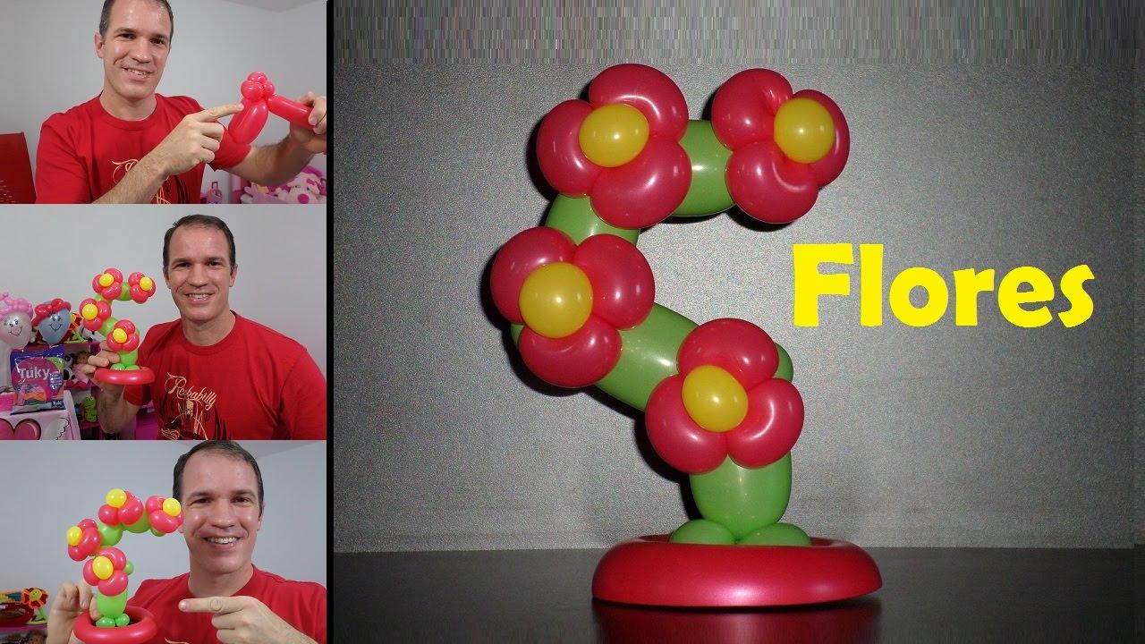 como hacer centros de mesa con globos globoflexia facil centro de mesa con globos largos