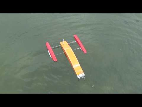 Le trois points Hydro d'Eric - Offshore Club de Paris RC 2018