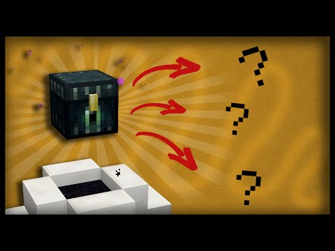 Minecraft: How To Make Working Loot Chests