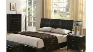 Modern Bedroom Furniture Design 2014