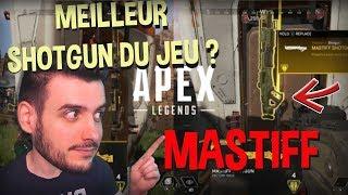 MEILLEUR SHOTGUN APEX LEGENDS MASTIFF - dahmien7