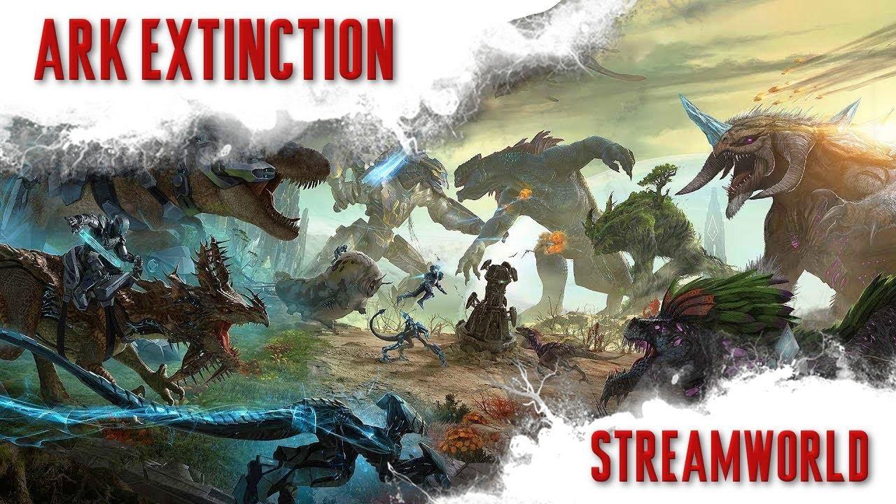 Extinction Stream Deutsch