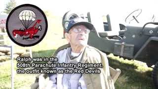 82nd Airborne Division D-Day, Battle of the Bulge, General Patton