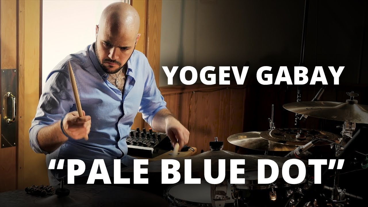 "Meinl Cymbals - Yogev Gabay - ""Pale Blue Dot"""