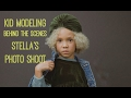 Kid Modeling / Behind the Scenes / Stella's Photo Shoot with Babiekins
