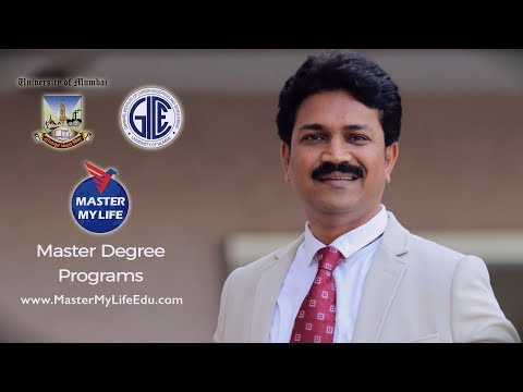Mumbai University Master Degree Courses with International Certification!