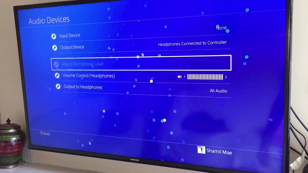 How to make your Mic work on your PS4 | MIC FIX | 100% WORKING NEW UPDATE