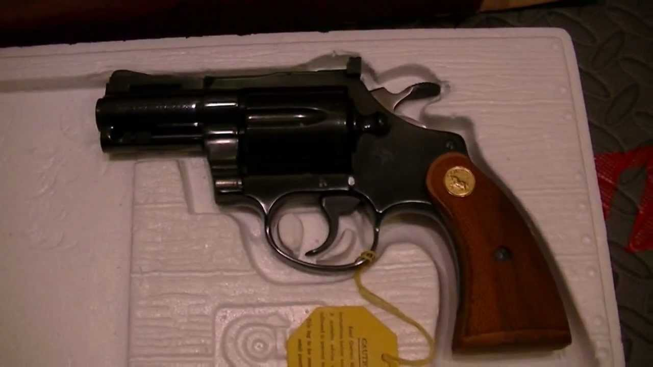 colt diamondback 38 caliber