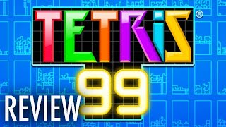 Tetris 99 Review - Some Tips And Tricks On How To Play And A Tutorial On Basics For Nintendo Switch
