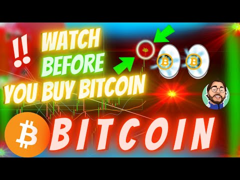 WATCH FOR BITCOIN TO DO THIS NEXT – IS THIS MOVE **OVER OR NOT**!?