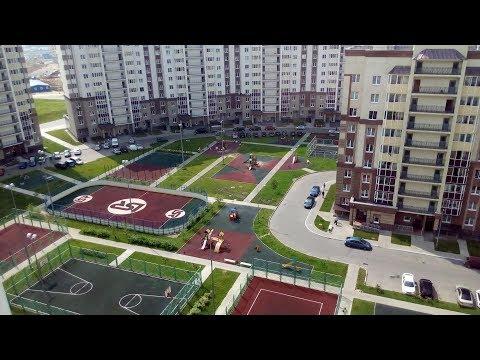 Микрорайон Южный [aerial Survey] Новое Домодедово V2