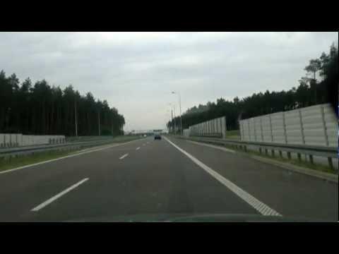 Węzeł Myslibórz - S3 - A6 - DK3 - DW102 - Międzyzdroje (5x)