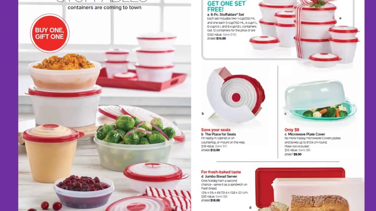 Tupperware Gastgeschenk September 2021