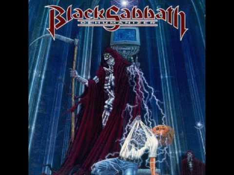 Black Sabbath Computer God