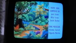 Closing to dora backpack 2002 vhs