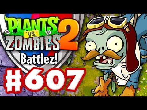 BATTLEZ! Promoted to Wood League! - Plants vs. Zombies 2 - Gameplay Walkthrough Part 607