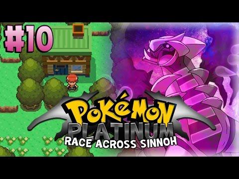 "Pokemon Race Across Sinnoh Episode 10 - ""Accidental Run"" [Pokemon Platinum Nuzlocke Verses]"