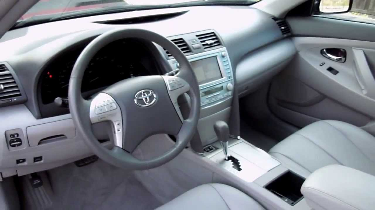 2009 toyota camry hybrid for sale call 765-456-1788