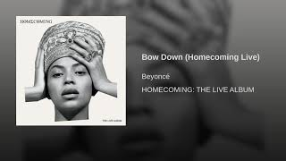 [1.36 MB] Bow Down Homecoming Live - Beyonce