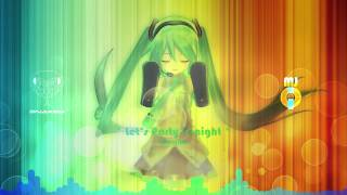 """[Click 'Show More' for more info] [Change the video size/quality to HD for HQ Audio & Video] A remix of my original vocaloid song """"Lets Party Tonight"""" and this is ..."""