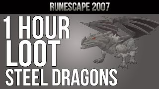 OSRS [Ranging Guide] Loot From 1 Hour of Steel Dragons   ''Slay Dem Dragons'' S1E1 MID-LEVEL