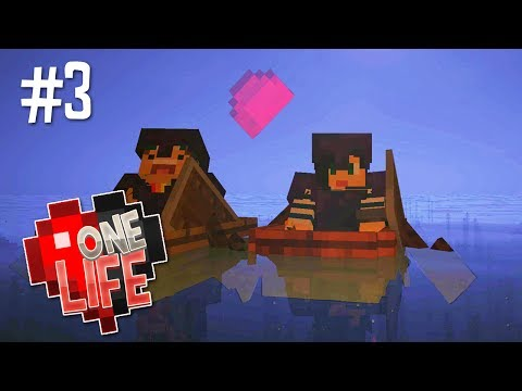 SURVIVING THE BLOOD MOON WITH JOEY - ONE LIFE MINECRAFT SMP (EP.3)