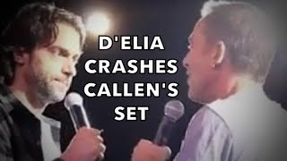 Chris D'Elia Surprises Bryan Callen in Arizona