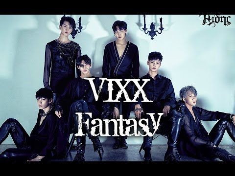 VIXX - FANTASY MV names/members